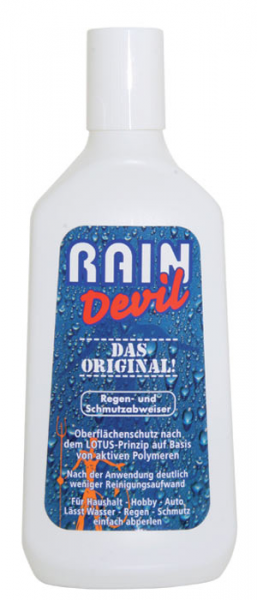 """""""RAIN DEVIL"""" Regenabweiser"""